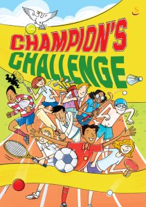 Champions Challenge poster