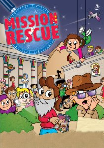 Mission Rescue poster