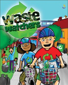 Waste Watchers poster
