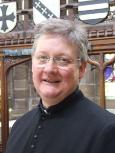 The Revd. Canon Andrew Holliday