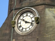 The clockface