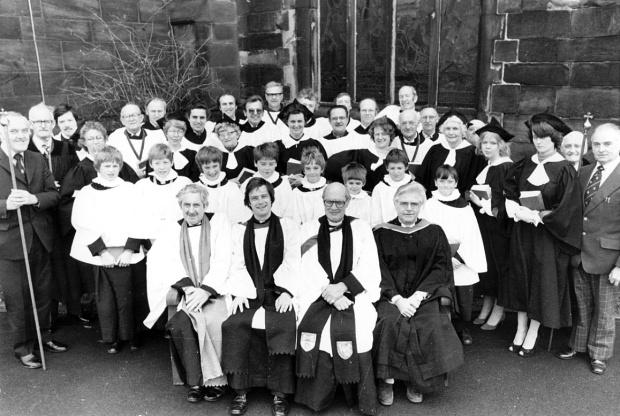 1980's Choir