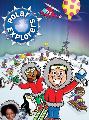 polar_explorers_poster