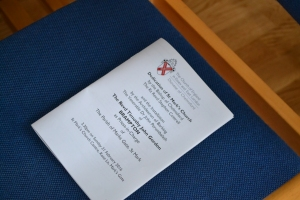 The Order of Service